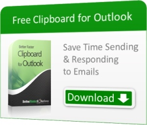 Try Clipboard for Outlook Free Today!